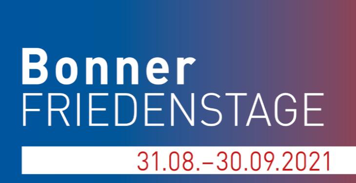 Bonner Friedenstage 2021