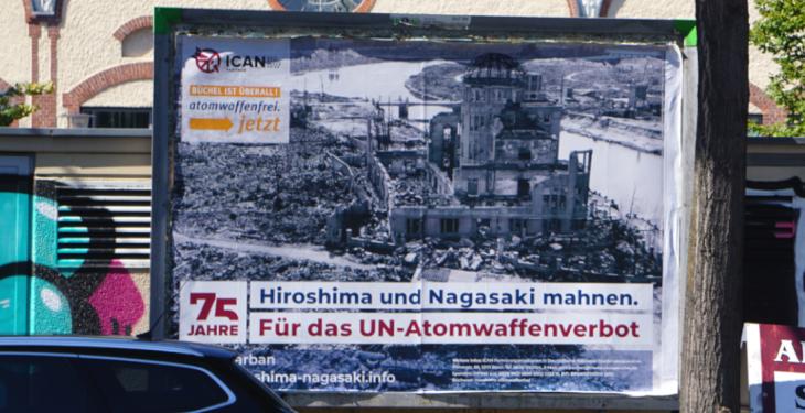 Großflächen-Kampagne gestartet: Seit heute mehr als 275 Mal in über 150 Städten