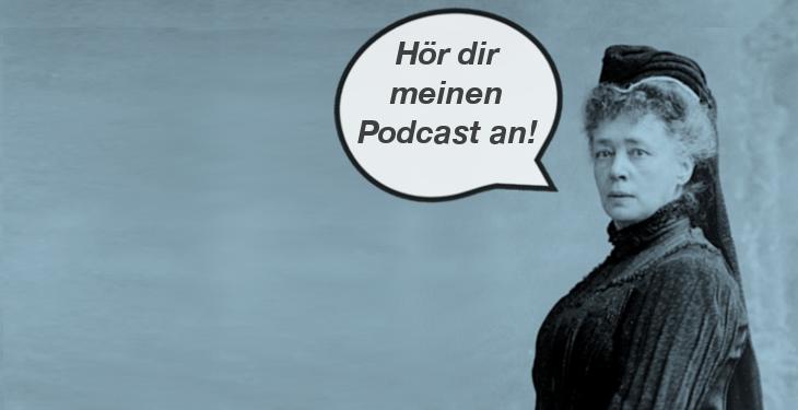 Das Leben und Wirken der Pazifistin Bertha von Suttner zum Anhören