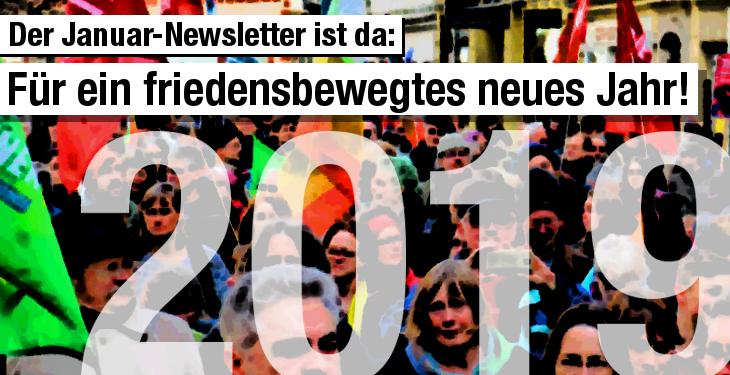 Header Newsletter Januar 2019