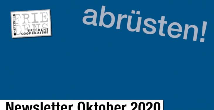 Header Newsletter Oktober 2020