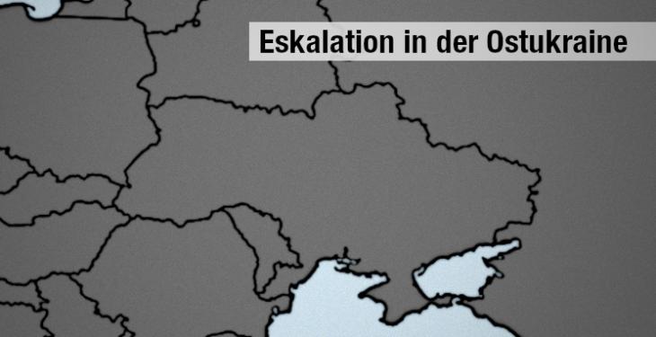 Statement des Netzwerk Friedenskooperative zur Lage in der Ostukraine