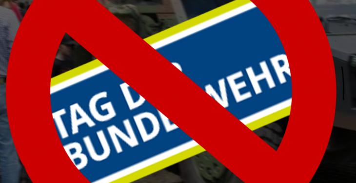 2017: Kein Tag der Bundeswehr in Bonn