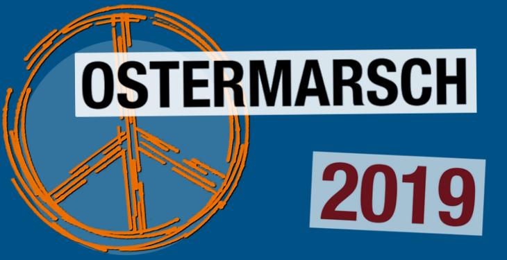 Ostermarsch 2019: Alle Infos und Termine