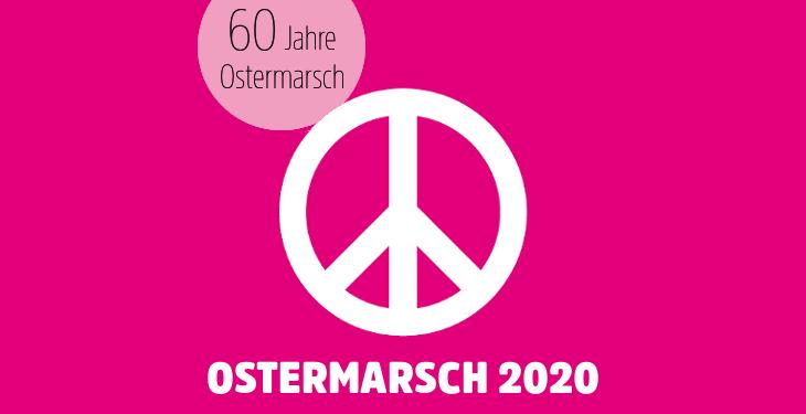 Übersicht zu allen Infos rund um den Ostermarsch 2020