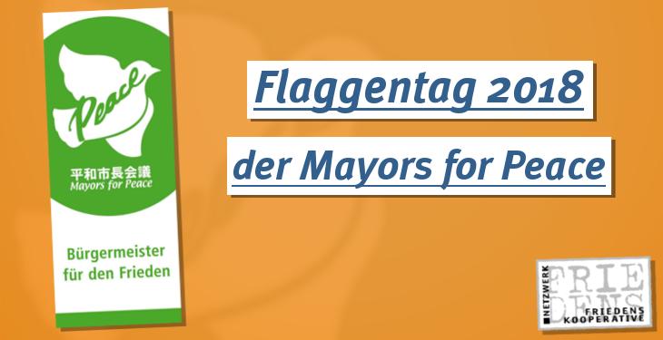 Flaggentag 2018