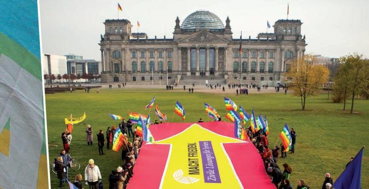 Cover FriedensForum 2/2017