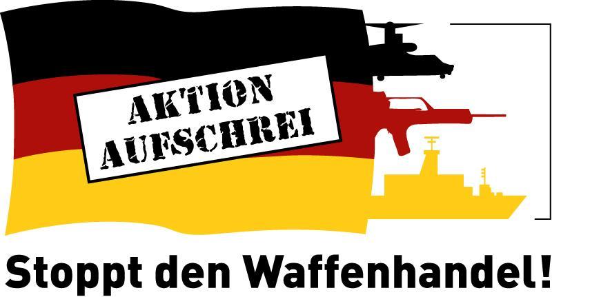 Aufschrei Waffenhandel
