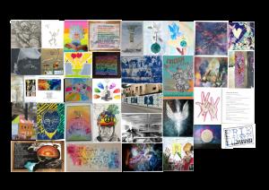 Alle Einsendungen für den Kunstpreis #ArtMakesPart 2021