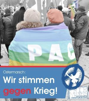 Ostermarsch gegen Krieg