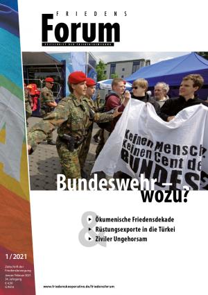 Cover FriedensForum 1_2021