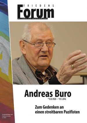 Sonderbeilage Andreas Buro
