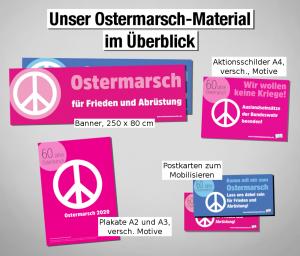 Ostermarsch-Kollektion 2020