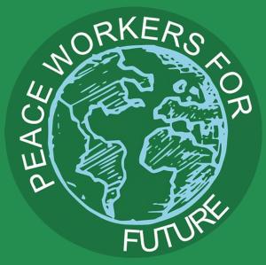Bei den Klimastreiks waren wir als Friedensorganisation in diesem Jahr selbstverständlich auch dabei.