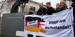 Stoppt den Waffenhandel