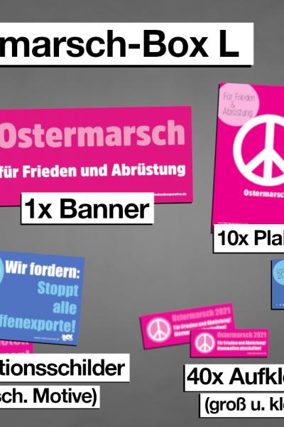 Ostermarsch 2021 Box L