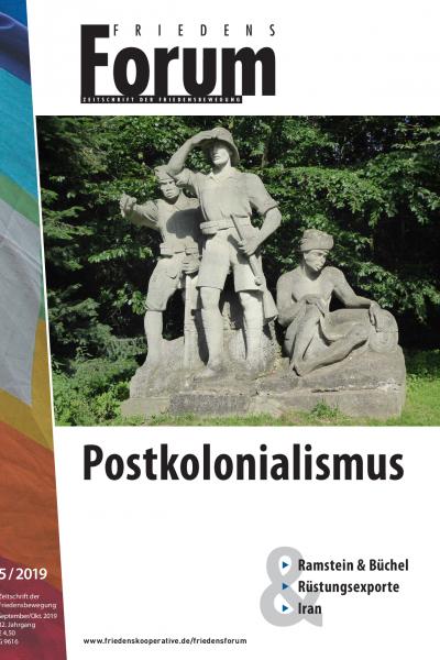 FriedensForum 5/2019: Cover