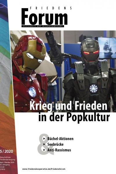 Cover FriedensForum 5/2020