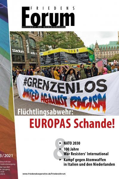 Cover FriedensForum 3_2021