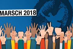 Ostermarsch 2018