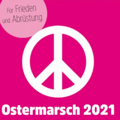 Auftakt der Ostermärsche 2021