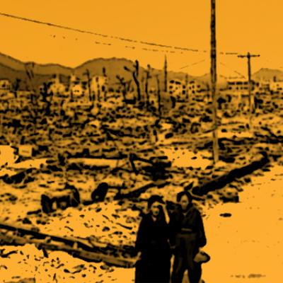 Hiroshima und Nagasaki mahnen.