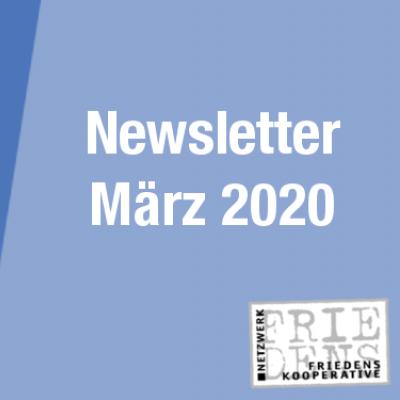 Newsletter März 2020