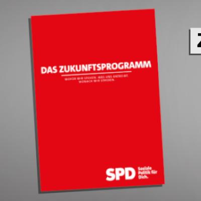 Geheimnisvoll und mysteriös: Das Zukunftsprogramm der SPD