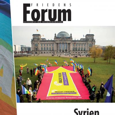 Cover FriedensForum 2/2017